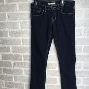 Size girls 14 Levi 711 skinny jeans